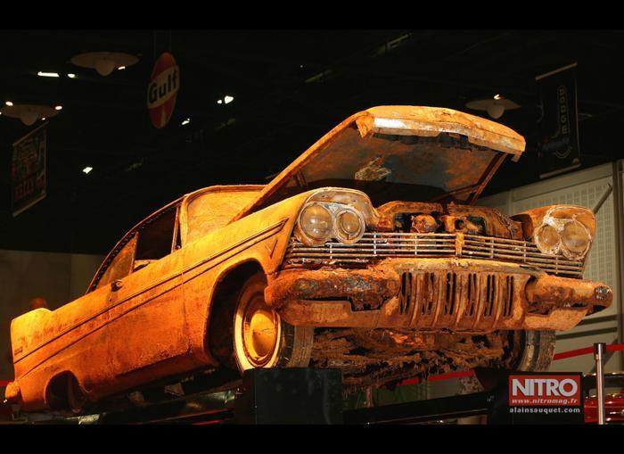 Đem siêu xe đi chôn để 50 năm sau thành kho báu, nhưng khi đào lên thì ai cũng hết hồn ảnh 10