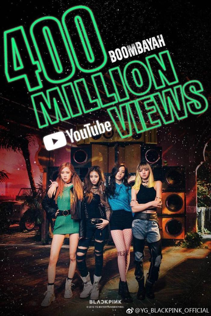 Đẳng cấp 'bà hoàng' Youtube BLACKPINK: Đến cả Youtube cũng phải gửi lời chúc mừng thành tích mới