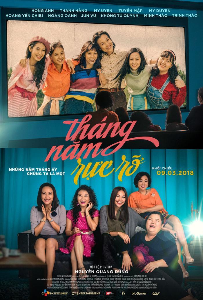 Phim của đạo diễn Nguyễn Quang Dũng.