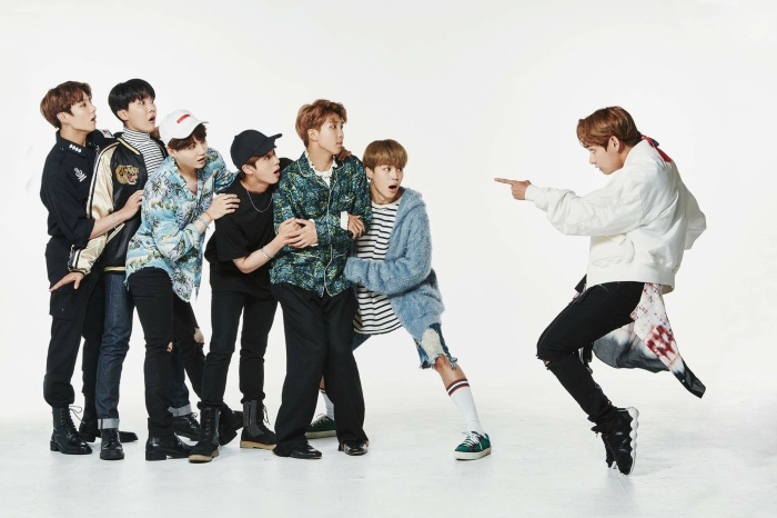 Nhóm BTS hiện không chỉ nổi tiếng ở phạm vi Châu Á mà còn vang danh toàn cầu bất chấp không hát tiếng Anh