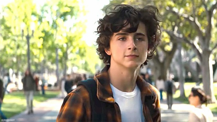 Timothée Chalamet trong Beautiful Boy.