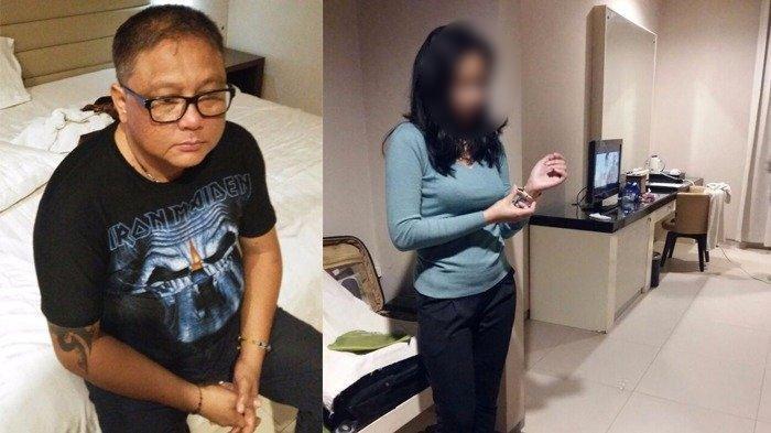 Phi công của Lion Air bị bắt hồi tháng 12 năm ngoái do dùng ma túy đá tại khách sạn. Ảnh: indonesiaexpat
