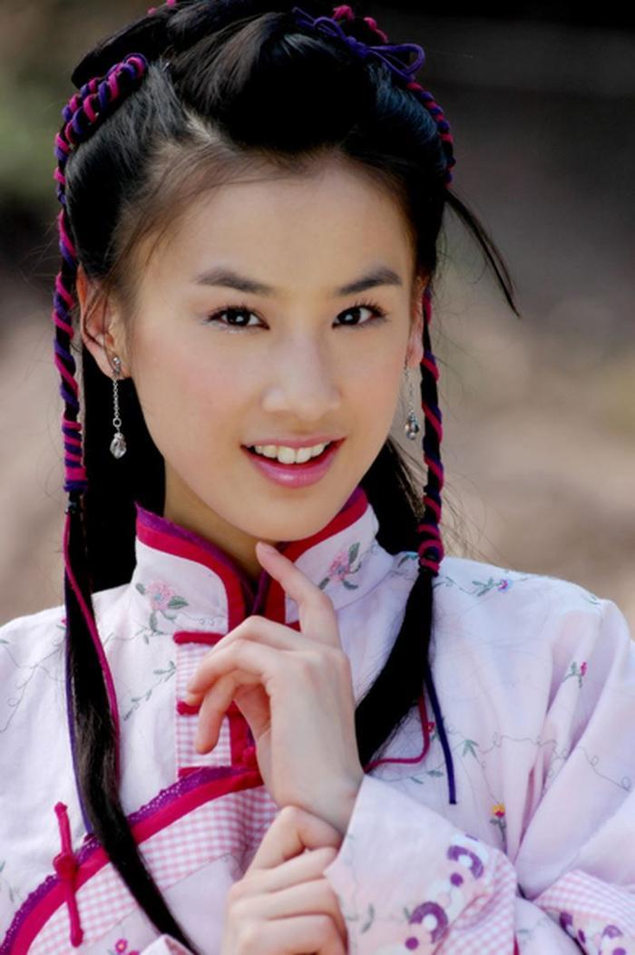 13 bông hồng tuyệt sắc giai nhân trong loạt phim võ thuật của Kim Dung (P.1) ảnh 13
