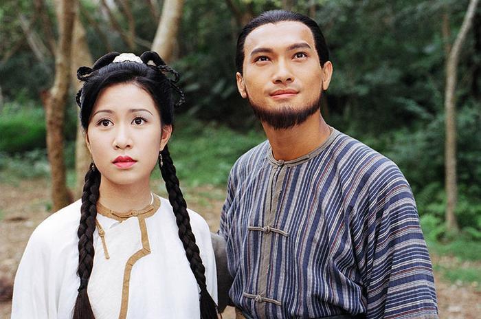 13 bông hồng tuyệt sắc giai nhân trong loạt phim võ thuật của Kim Dung (P.1) ảnh 4