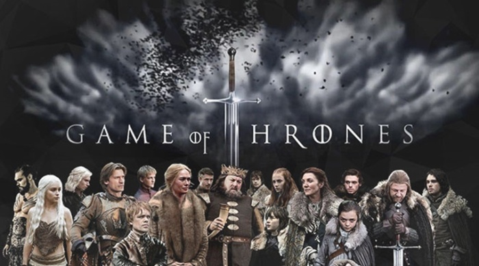 """Series """"Game Of Thrones"""""""