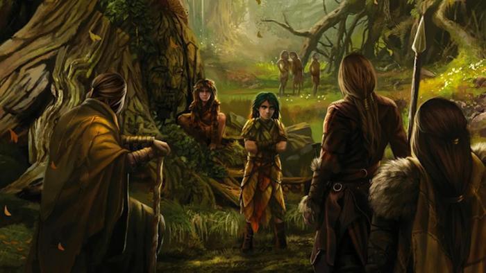 Những cư dân đại lục Westeros trong thời kỳ Kỷ Nguyên Những Anh Hùng