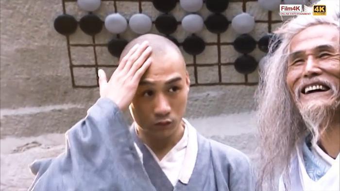 Hư Trúc trong Thiên long bát bộ năm 2003