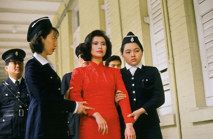 """Hình ảnh của Lam Khiết Anh trong """"Nghĩa bất dung tình"""""""
