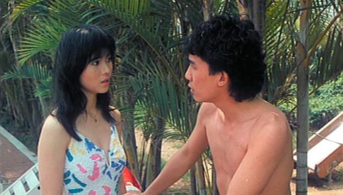 """Cảnh với Lương Triều Vỹ trong """"Người vợ hiền"""""""