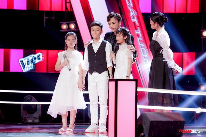 Minh Nhật là thí sinh được bước tiếp vào vòng thi Liveshow.