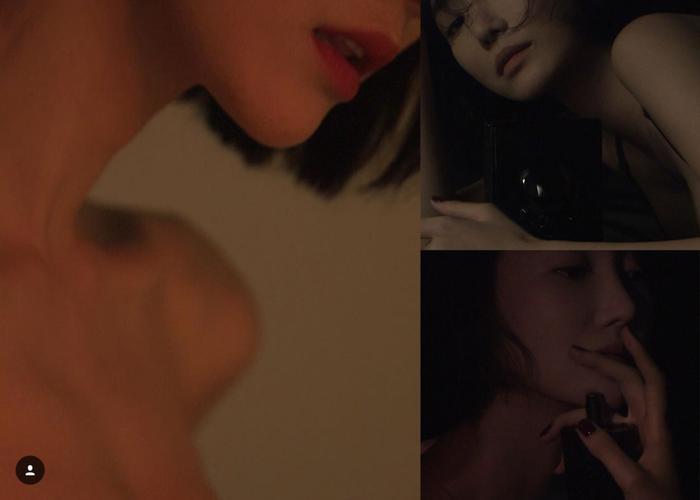 """Goo Jun Hee khoe ảnh bán """"n.u.d.e"""" quyến rũ."""