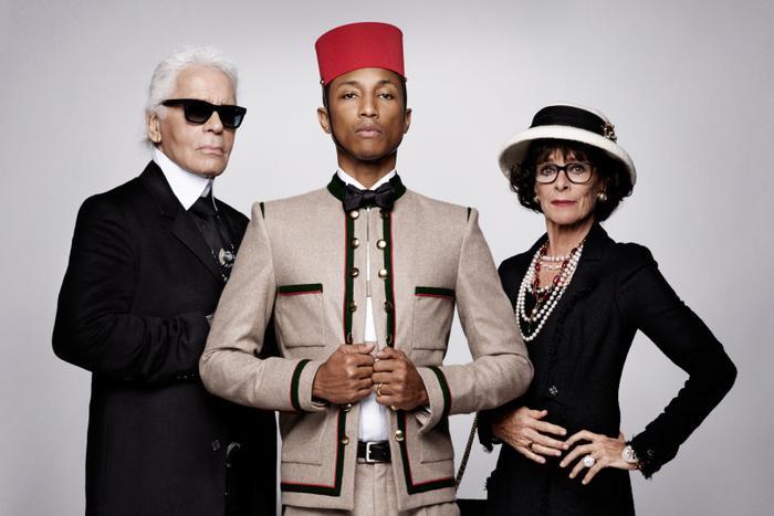 Sự kết hợp giữa chàng ca sĩ đa tài và Chanel đang được các tín đồ thời trang mong chờ