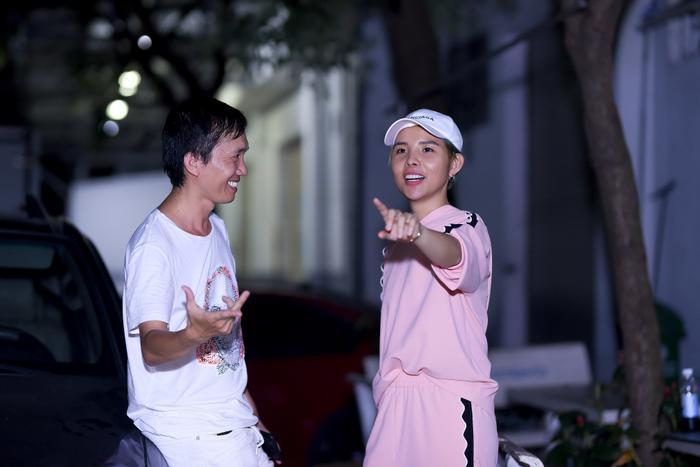 Anh Nguyễn Hữu Thanh và Vũ Cát Tường.