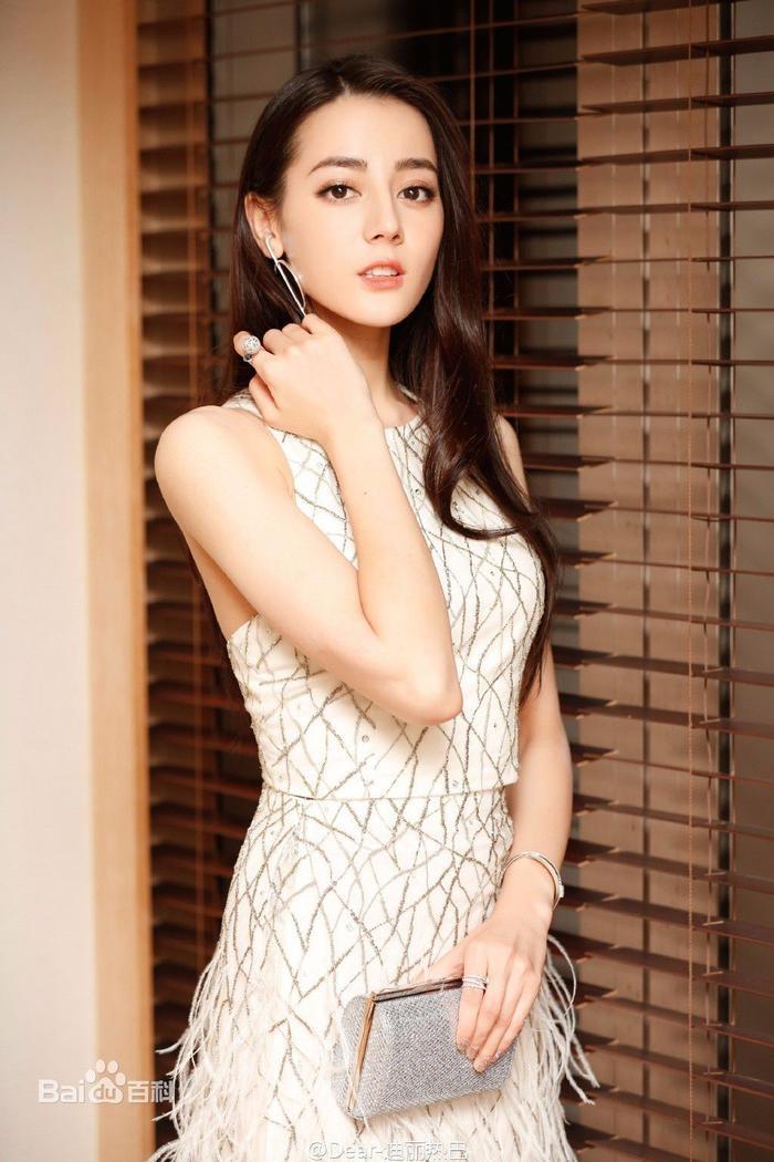 Đạt được Thị hậu Kim Ưng, Địch Lệ Nhiệt Ba sánh ngang với Ảnh hậu Kim Mã  Châu Đông Vũ, đứng đầu thành tích tiểu hoa 9X ảnh 3