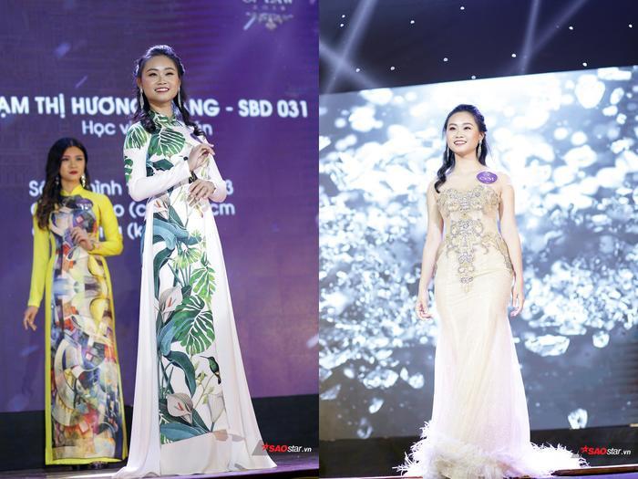 Á khôi 1 - Miss Trí tuệ Phạm Thị Hương Giang