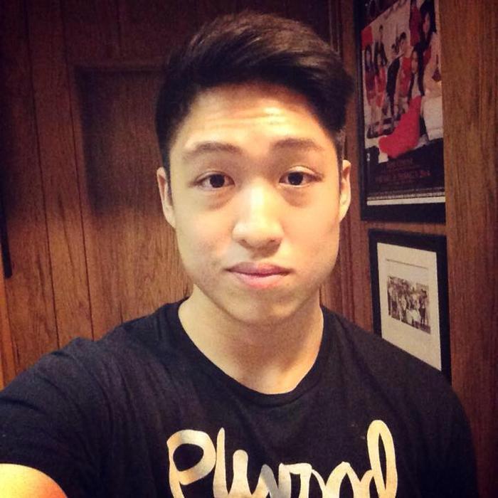 Khôi Nguyên hiện đang theo học tại Mỹ.