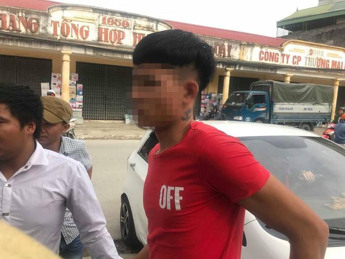 Nguyễn Văn Thông sau phiên xét xử.