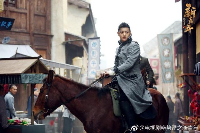 Dịch Dương Thiên Tỉ (TFBOYS) được khen ngợi về diễn xuất tại sự kiện quảng bá Diễm Thế Phiên ảnh 9
