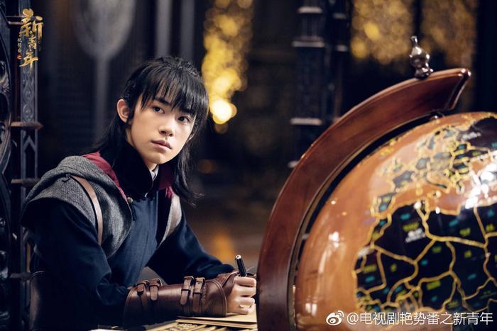 Dịch Dương Thiên Tỉ (TFBOYS) được khen ngợi về diễn xuất tại sự kiện quảng bá Diễm Thế Phiên ảnh 11