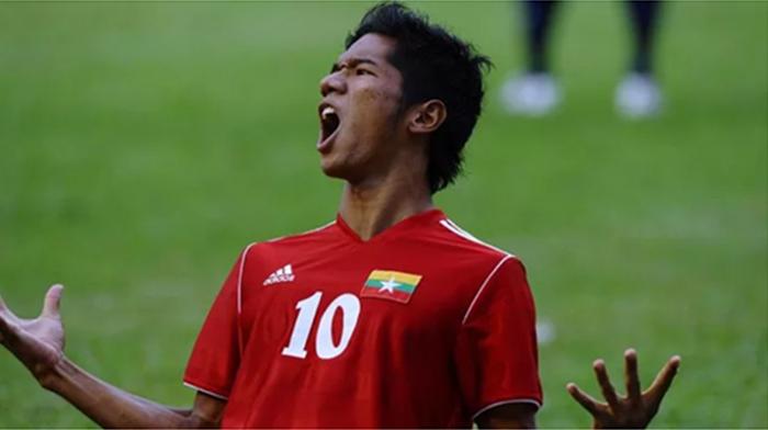 Kyaw không còn là biểu tượng của ĐT Myanmar.