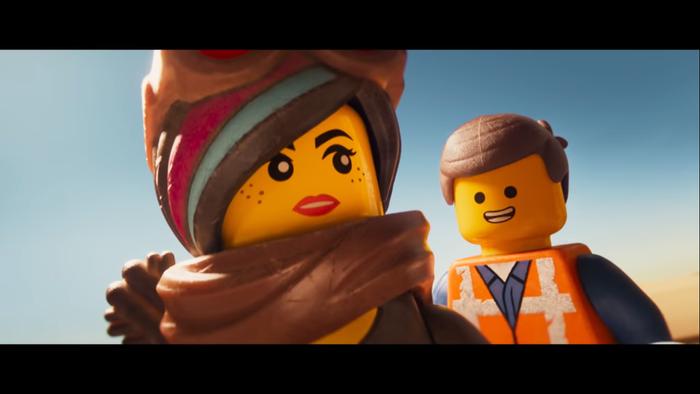 'The LEGO Movie 2' tung trailer mới cực hài hước