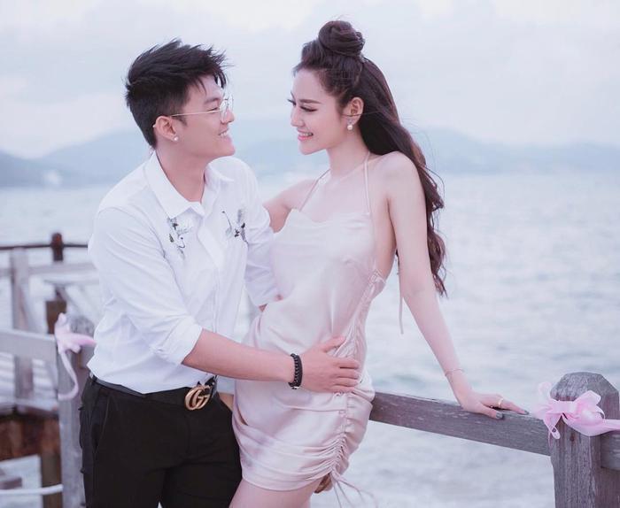 Cặp đôi Linh Chi - Lâm Vinh Hải từng vướng nhiều scandal.