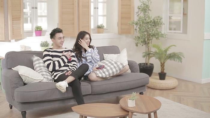 Jiyeon và Soobin Hoàng Sơn.