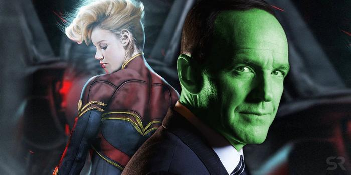 Đặc vụ Phils Coulson có thể là Skrulls giả dạng?