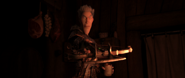 """Grimmel the Grisly: Kẻ phản diện mới trong """"How To Train Your Dragon: The Hidden World""""."""