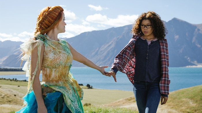 A Wrinkle In Time(2018).