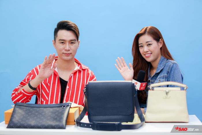 Đồng hành cùng Giải bạc Siêu mẫu Việt Nam 2018 Khánh Vân là chuyên gia hàng hiệu Đạt Chanel. Anh là người có kinh nghiệm nhiều năm trong việc kinh doanh túi xách hàng hiệu uy tín.
