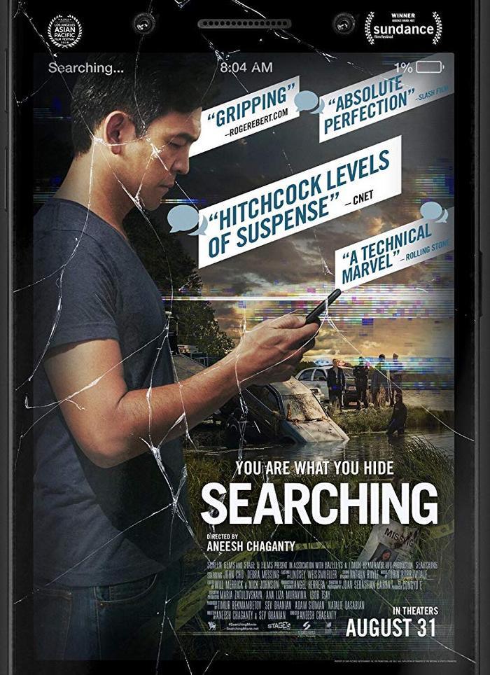 Thông điệp của Searching  Truy tìm tung tích ảo: Thời sự, sâu sắc, nhân văn ảnh 5