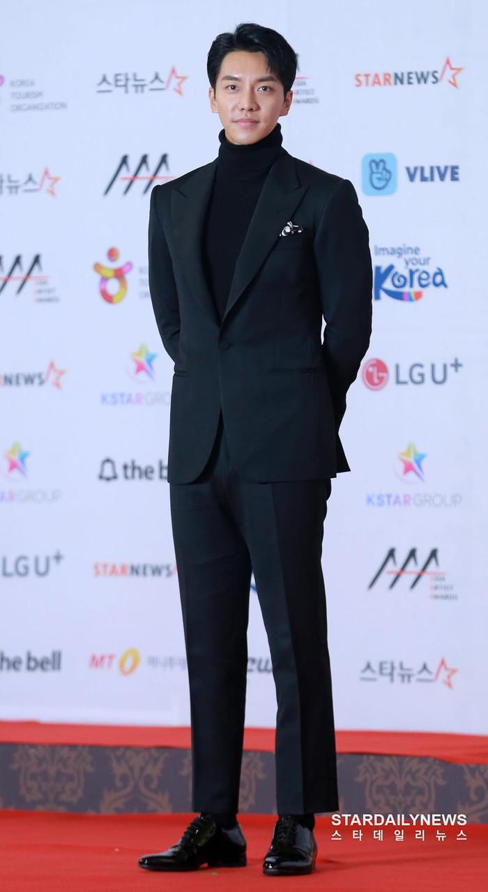 Nam diễn viên Lee Seung Gi.