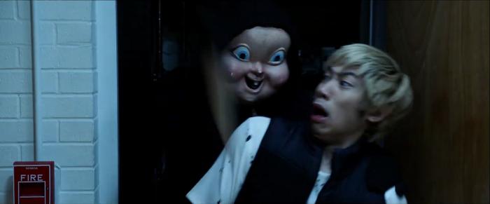 Happy Death Day 2U tung trailer: Nữ chính vẫn chưa thoát khỏi vòng lặp thời gian chết chóc, kéo thêm bạn bè vào ảnh 4