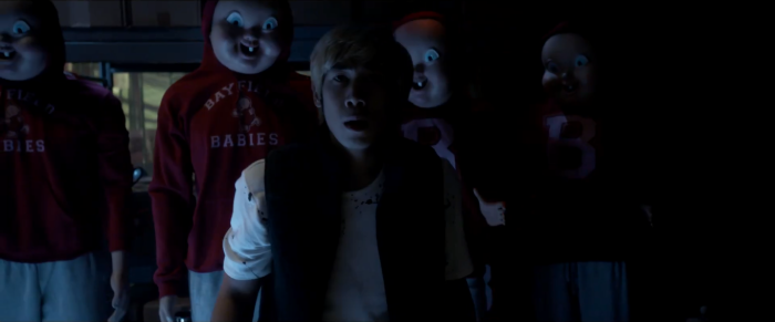 Happy Death Day 2U tung trailer: Nữ chính vẫn chưa thoát khỏi vòng lặp thời gian chết chóc, kéo thêm bạn bè vào ảnh 12