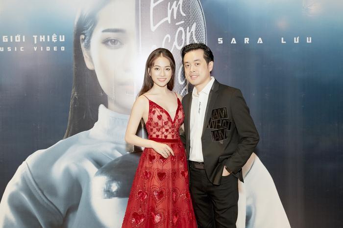 Sara Lưu khẳng định không dựa dẫm vào Dương Khắc Linh.
