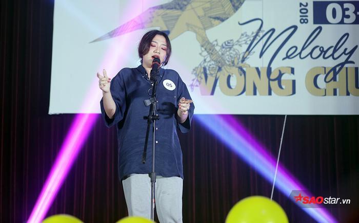 Đỗ Phương Uyên giành giải Nhì với ca khúc Love me on the brain