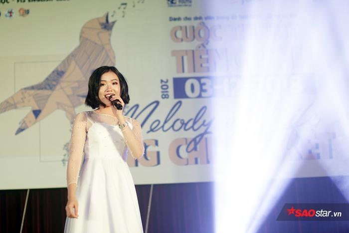 Nguyễn Hương Quỳnh phiêu theo những giai điệu của The climb