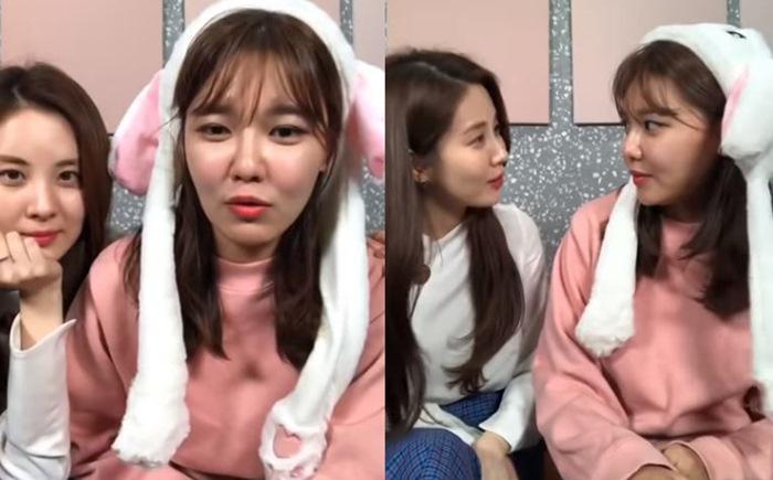 YoonA được so sánh với huyền thoại Audrey Hepburn  Sooyoung (SNSD) dạy bạn trai Jung Kyung Ho trên Instagram ảnh 4