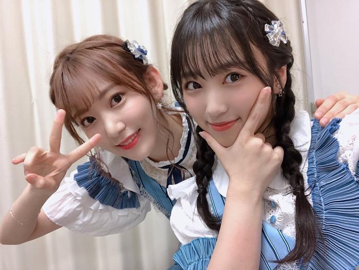 Sakura và Nako.