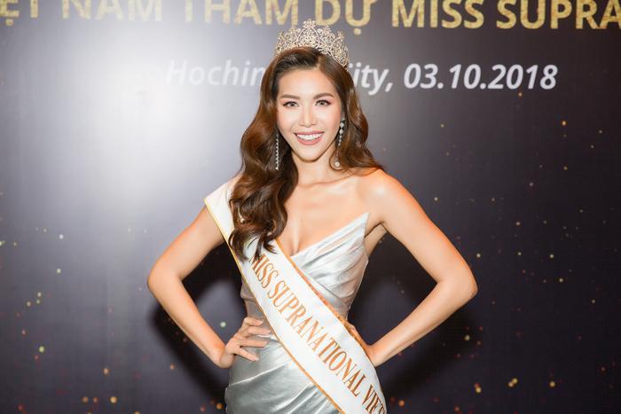 … hay fan Việt đang ủng hộ Minh Tú giành vương miện Miss Supranational 2018 mới là người dự đoán đúng?