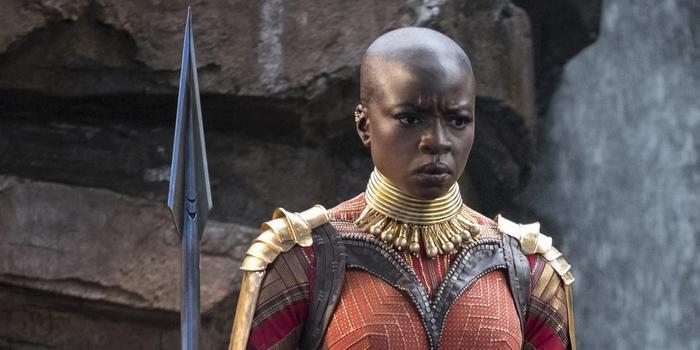 """Okoye trong """"Black Panther"""""""