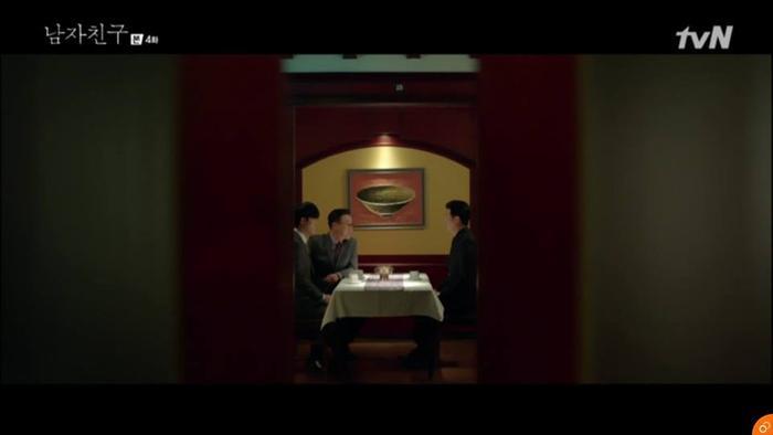 Thao túng người xung quanh Jin Hyuk.