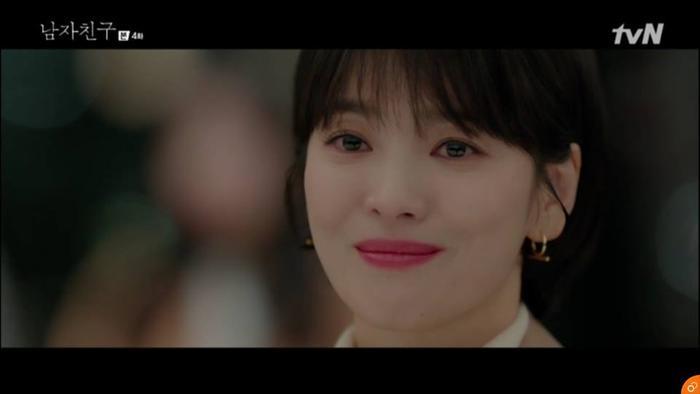 Điều này vừa khiến Soo Hyun vui mừng vừa lo sợ.