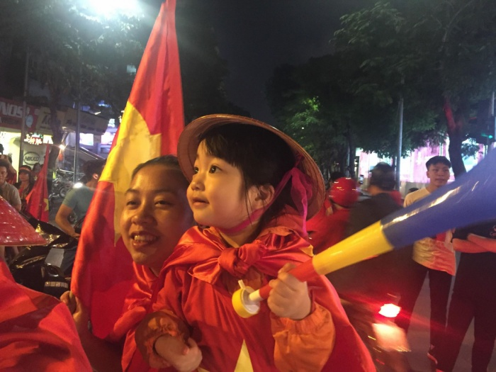 Cháu yêu Việt Nam