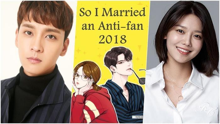 Vì sao khán giả trông đợi So I Married a Anti-Fan của Sooyoung (SNSD) và bạn trai Park Shin Hye  Choi Tae Joon? ảnh 0