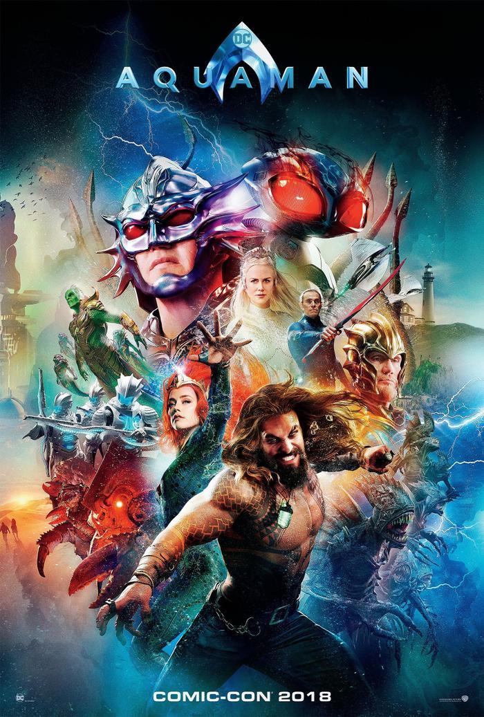 Không ngoài dự đoán, Aquaman thu về thành công lớn tại thị trường Trung Quốc! ảnh 4