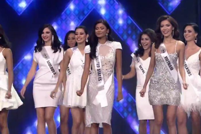 SỐC NẶNG: Minh Tú dừng chân tại Top 10, Pueto Rico đăng quang Miss Supranational 2018 ảnh 18