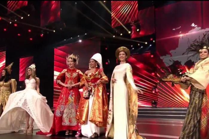 SỐC NẶNG: Minh Tú dừng chân tại Top 10, Pueto Rico đăng quang Miss Supranational 2018 ảnh 16