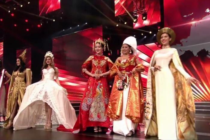 SỐC NẶNG: Minh Tú dừng chân tại Top 10, Pueto Rico đăng quang Miss Supranational 2018 ảnh 17